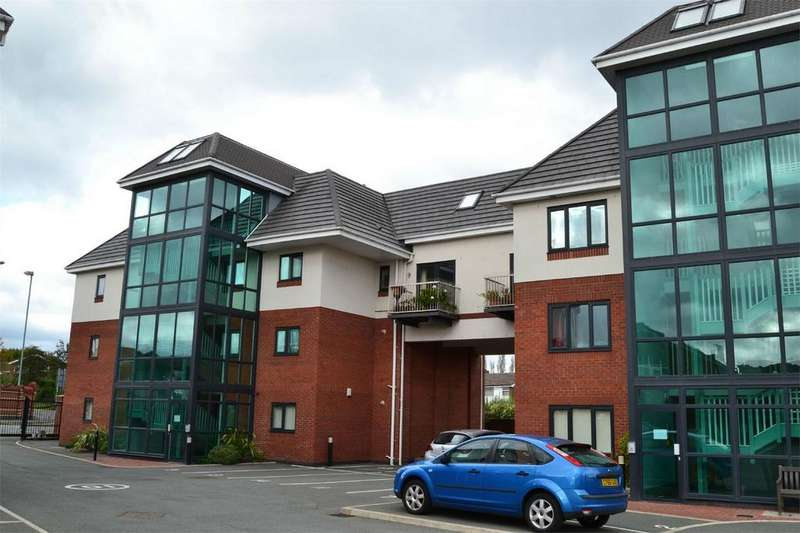 2 Bedrooms Flat for sale in Argoed Road, Buckley, Flintshire