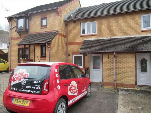 2 Bedrooms Terraced House for rent in Sycamore Court, Baglan, Port Talbot, West Glamorgan
