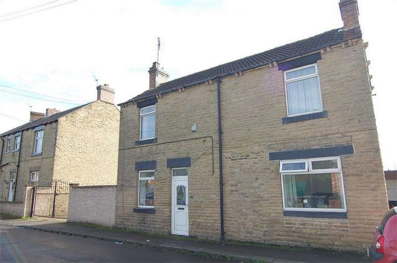 2 Bedrooms Detached House for sale in Ings Road, Wombwell, BARNSLEY, South Yorkshire