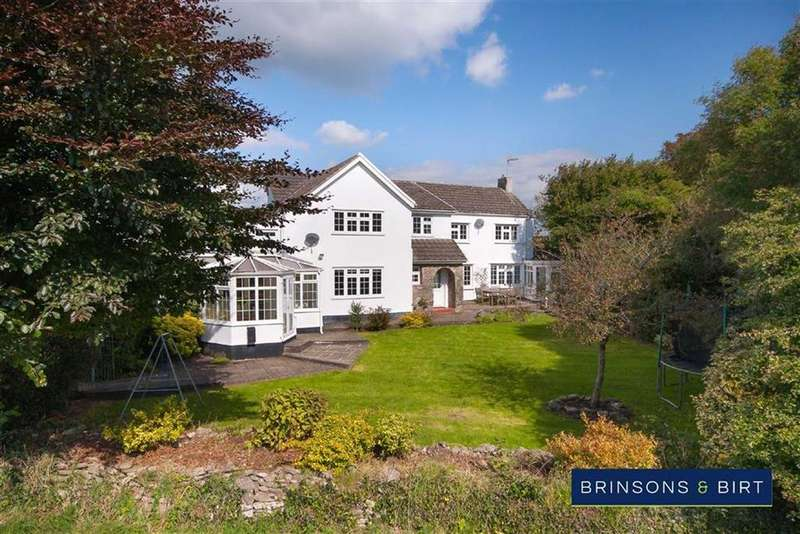 4 Bedrooms Detached House for sale in Colwinston, Vale Of Glamorgan