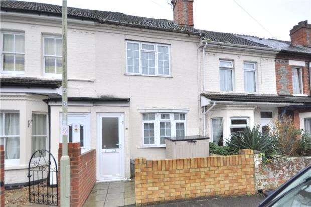 3 Bedrooms Terraced House for sale in Coronation Road, Basingstoke, Hampshire