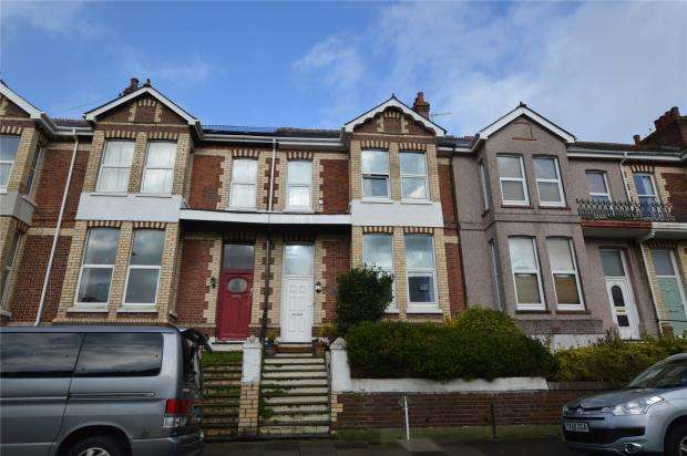 4 Bedrooms Terraced House for sale in Salisbury Road, Plymouth, Devon