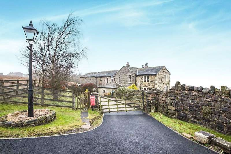 3 Bedrooms Semi Detached House for sale in Flower Scarr Road, Todmorden, OL14