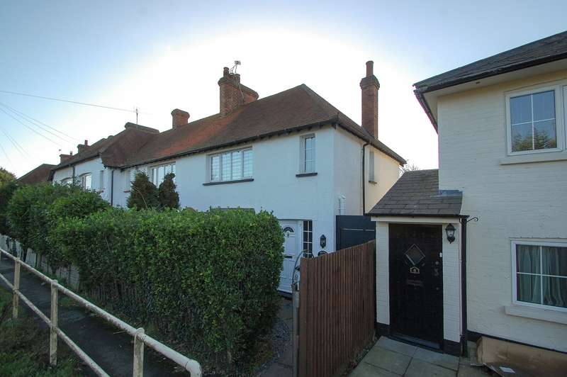 3 Bedrooms End Of Terrace House for sale in Oxford Road, Tatling End, Gerrards Cross, SL9