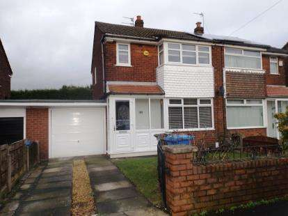 3 Bedrooms Semi Detached House for sale in St. Annes Road, Denton, Greater Manchester