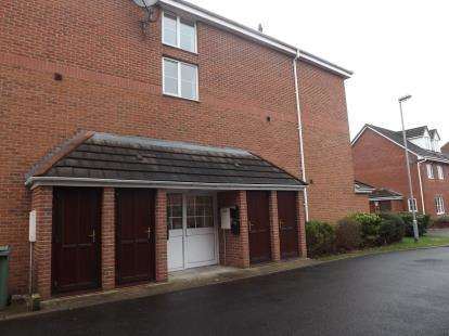 2 Bedrooms Flat for sale in Stirrup Field, Golborne, Warrington, Greater Manchester