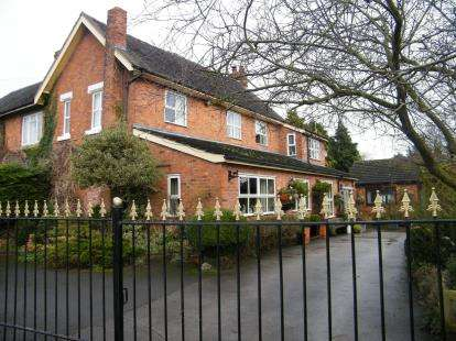4 Bedrooms Semi Detached House for sale in Park Lane, Hatherton, Nantwich, Cheshire