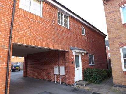 2 Bedrooms Flat for sale in Raleigh Close, Stoke-On-Trent, Staffordshire