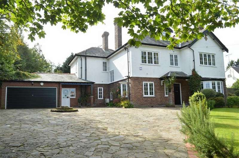 5 Bedrooms Detached House for sale in 6 Prospect Road, Prenton, CH42