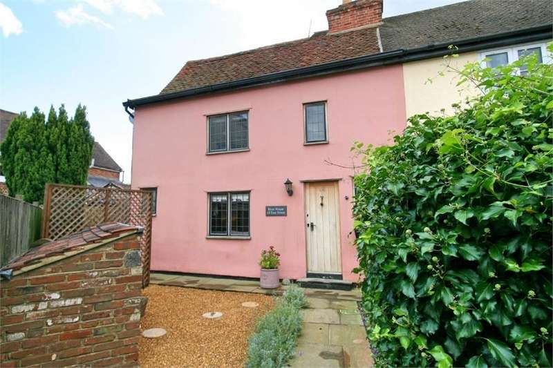 3 Bedrooms Detached House for sale in East Street, Tollesbury, MALDON, Essex