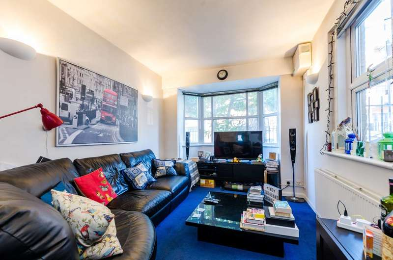 1 Bedroom Flat for sale in Ordell Road, Bow, E3