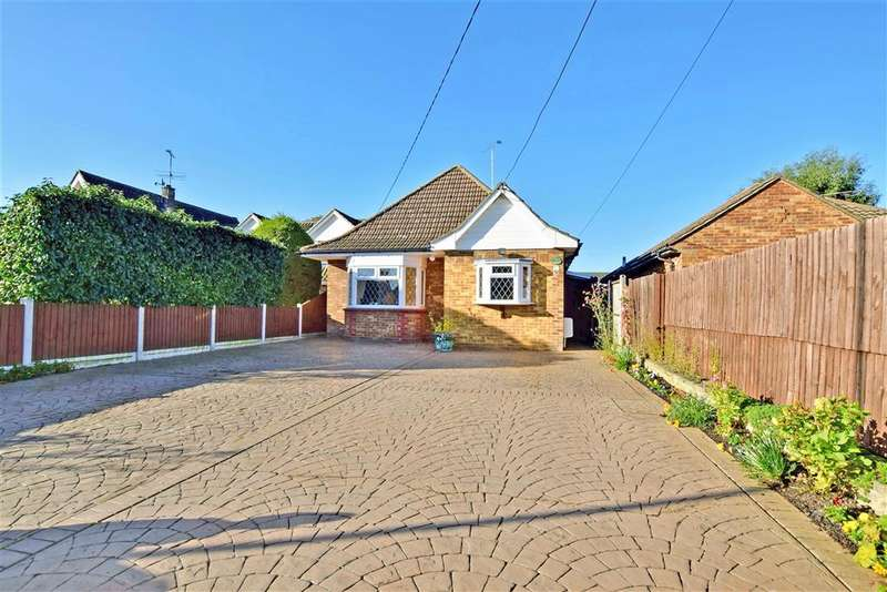 3 Bedrooms Bungalow for sale in Central Avenue, , Billericay, Essex