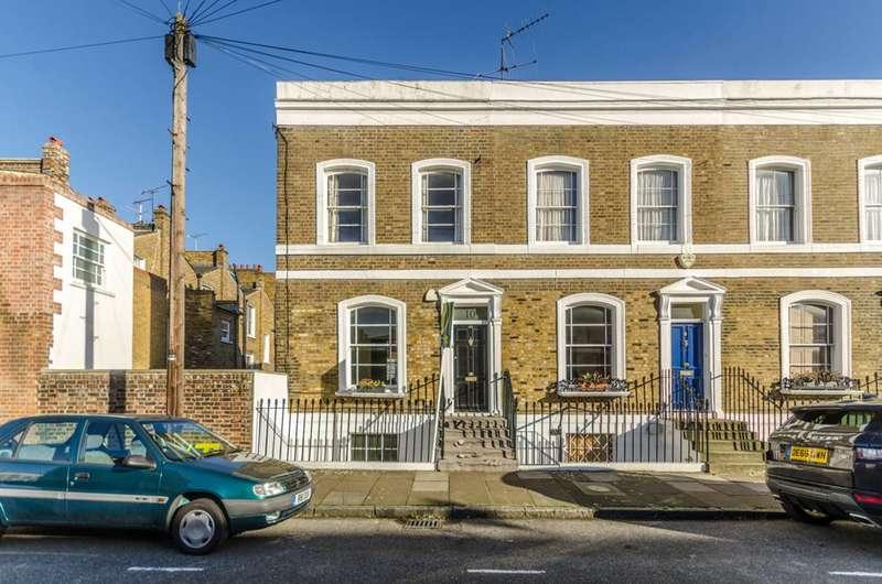 3 Bedrooms Flat for sale in Coleman Fields, Islington, N1