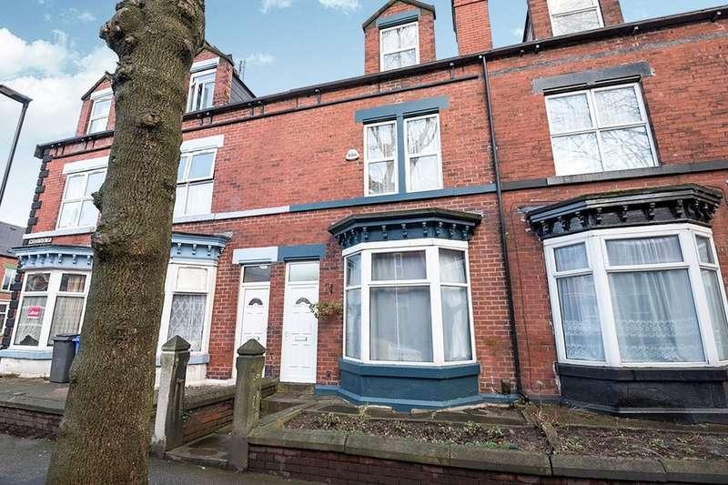 5 Bedrooms Terraced House for sale in Woodstock Road, Sheffield, S7
