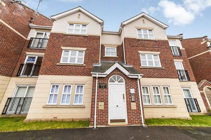 2 Bedrooms Flat for sale in Albert Court, Sunderland, SR2