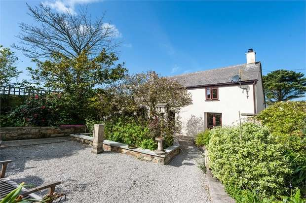 5 Bedrooms Detached House for sale in Rejerrah, Rejerrah, Newquay, Cornwall