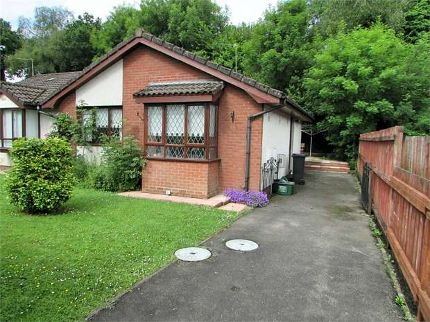 2 Bedrooms Semi Detached Bungalow for sale in Highland Gardens, Skewen, Neath, West Glamorgan