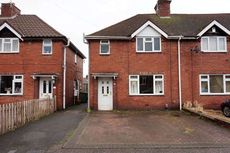3 Bedrooms Property for sale in Newman Grove, Rugeley, WS15