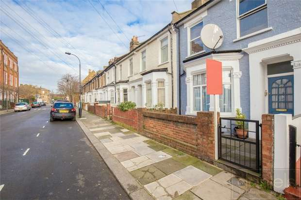 3 Bedrooms Terraced House for sale in Kenmont Gardens, College Park, London