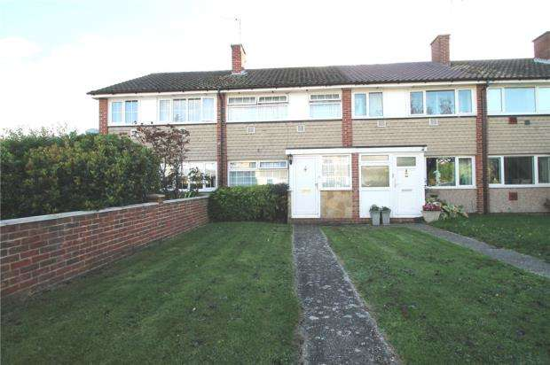 3 Bedrooms Terraced House for sale in Mountsfield Close, Staines-upon-Thames, Surrey