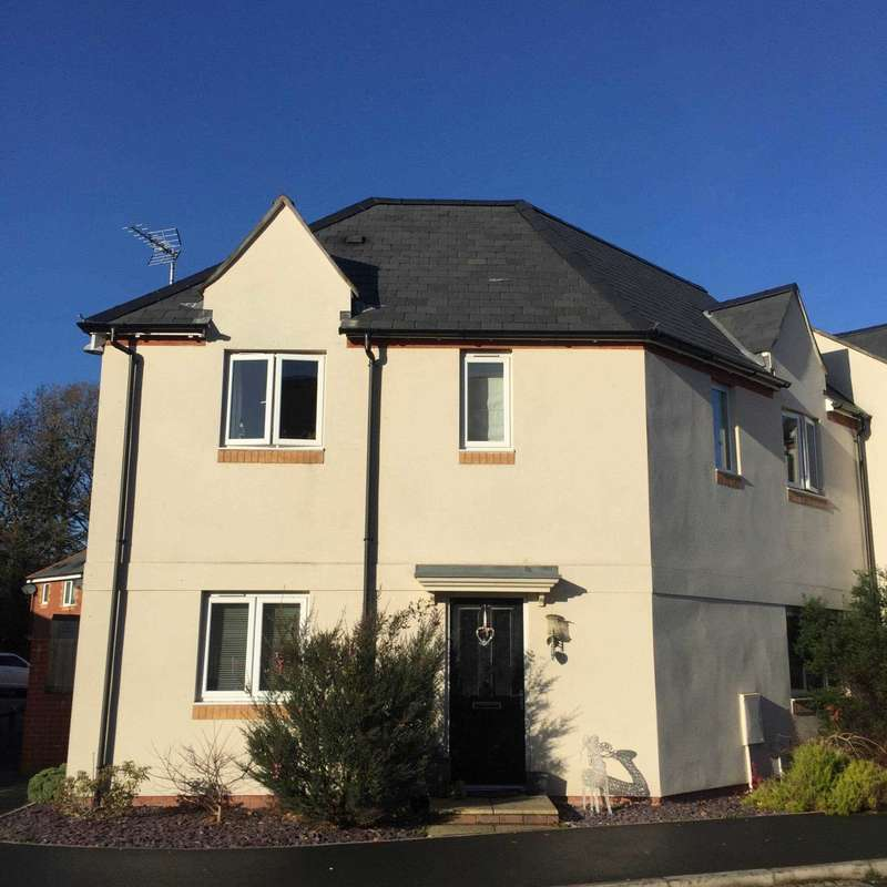 4 Bedrooms Semi Detached House for sale in Templar Place, Bovey Tracey