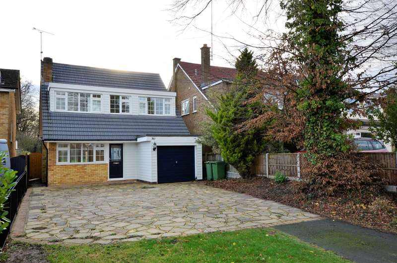 4 Bedrooms Detached House for sale in Mountnessing Road, Billericay