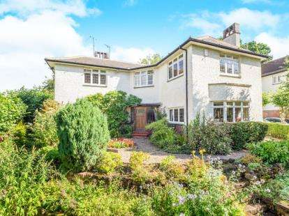5 Bedrooms Detached House for sale in Mapperley Hall Drive, Nottingham, Nottinghamshire