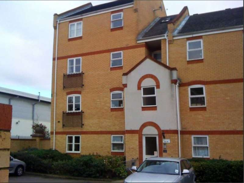 1 Bedroom Apartment Flat for sale in Aaron Hill Road, Beckton