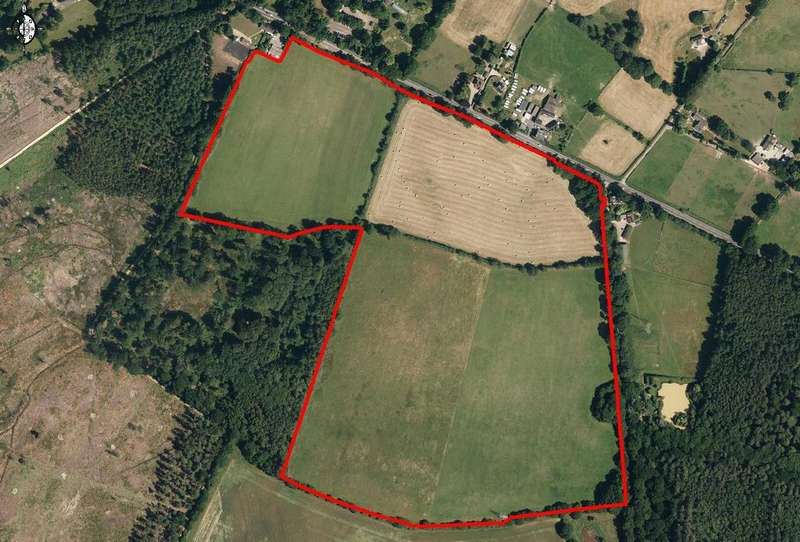 Land Commercial for sale in Salisbury Road, Ower, Romsey, Hampshire, SO51