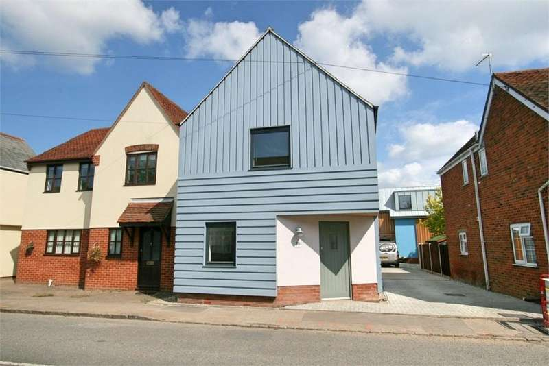 2 Bedrooms Detached House for sale in 38a, High Street, Tollesbury