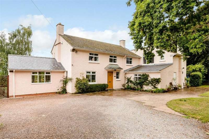 4 Bedrooms Detached House for sale in Breinton, Herefordshire