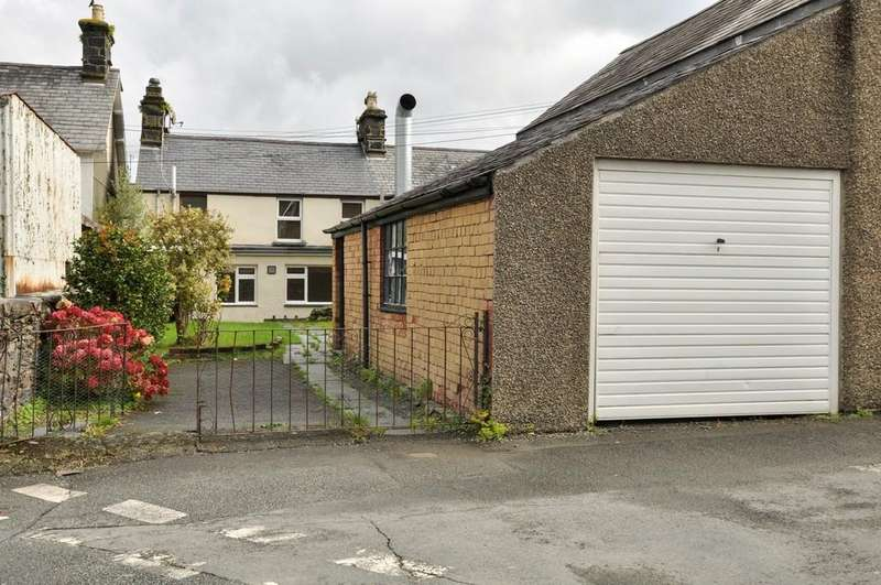 3 Bedrooms End Of Terrace House for sale in Penrhyndeudraeth, Porthmadog, North Wales