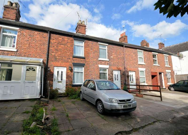 2 Bedrooms Terraced House for sale in Station View, Elworth