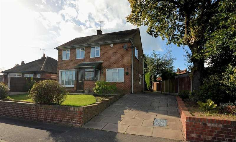 4 Bedrooms Detached House for sale in Hungerford Place, Sandbach