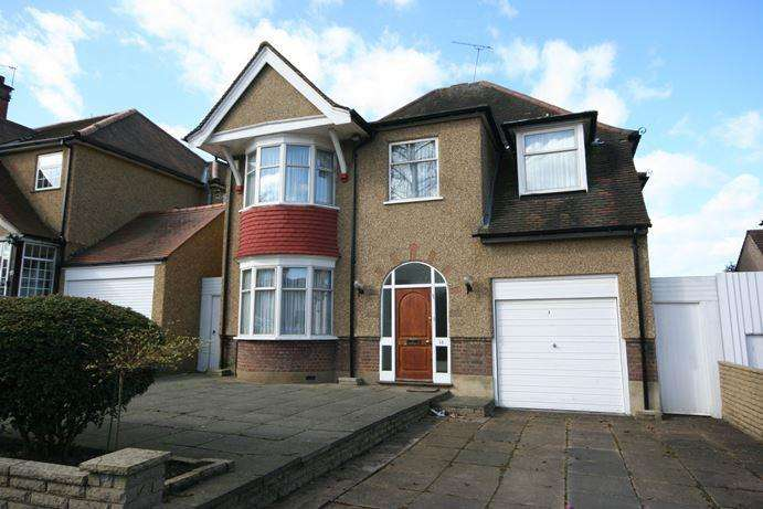 4 Bedrooms Detached House for sale in Lapstone Gardens, Off Northwick Circle HA3 0ED