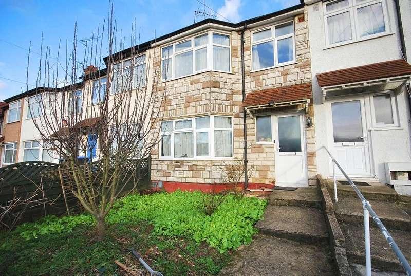 3 Bedrooms Terraced House for sale in BRIDGEWATER ROAD, WEMBLEY, MIDDLESEX, HA0 1AP