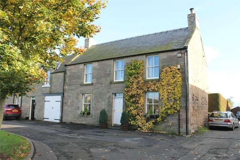 3 Bedrooms End Of Terrace House for sale in Orchard House, 9 The Green, Swinton, Berwickshire, Scottish Borders