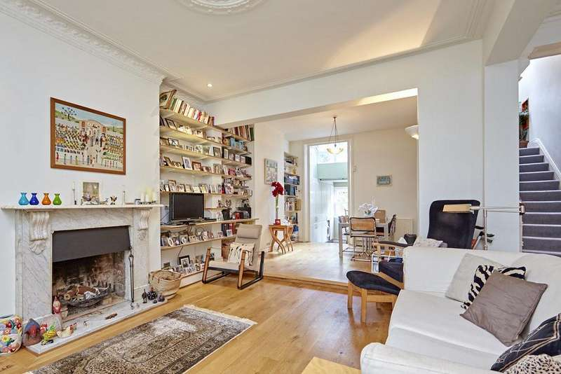 3 Bedrooms Terraced House for sale in Melrose Gardens, Brook Green, London, W6
