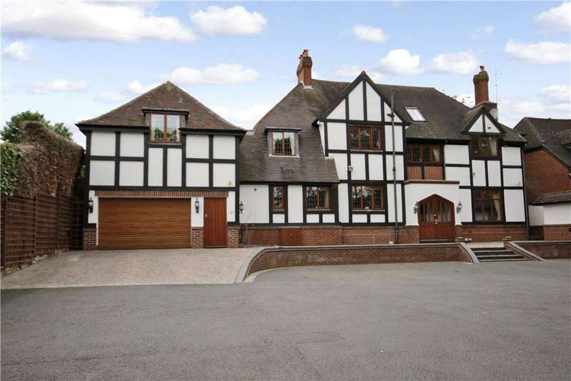 5 Bedrooms Detached House for sale in Church Road, Oldswinford, Stourbridge, West Midlands, DY8