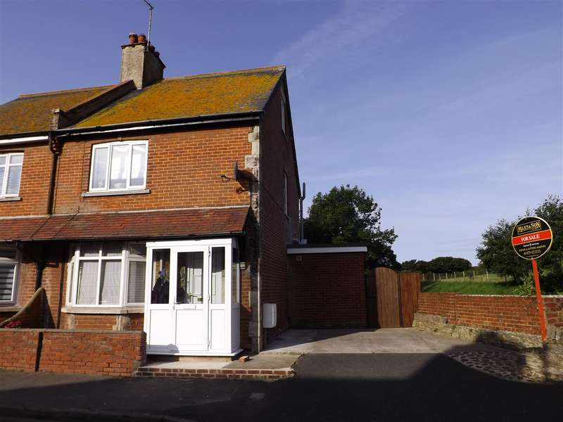 3 Bedrooms Semi Detached House for sale in Ancaster Road, Swanage