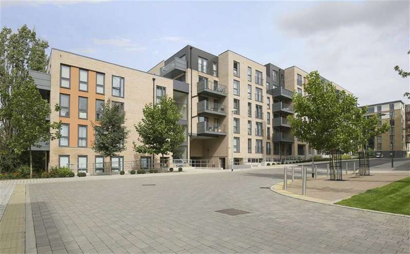 2 Bedrooms Flat for sale in Charcot Road, Colindale, London