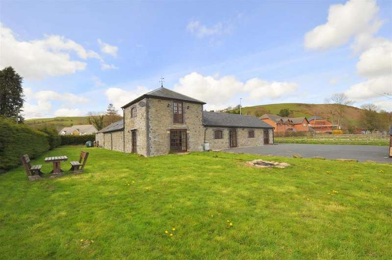 4 Bedrooms House for sale in Llangurig, Llanidloes