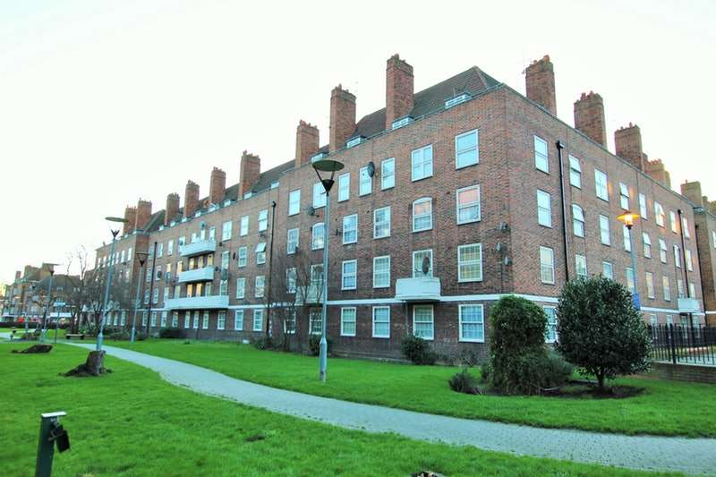 2 Bedrooms Flat for sale in Stamford Hill, London, London, N16