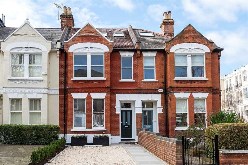 4 Bedrooms Semi Detached House for sale in Mount Ararat Road, Richmond Hill, TW10