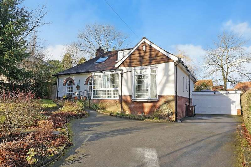 3 Bedrooms Detached Bungalow for sale in Church Lane, Bardsey, LS17