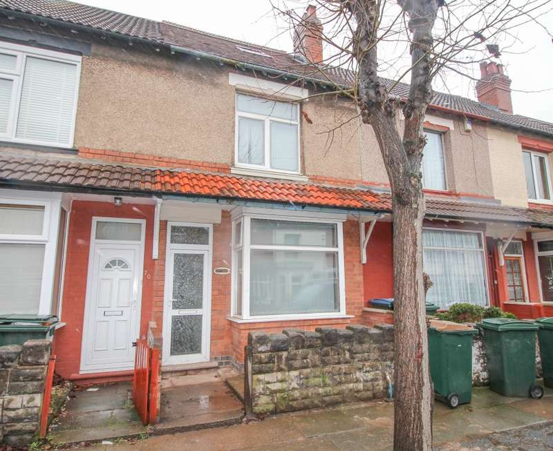 8 Bedrooms Terraced House for sale in Bolingbroke Road, Coventry, West Midlands, CV3 1AQ