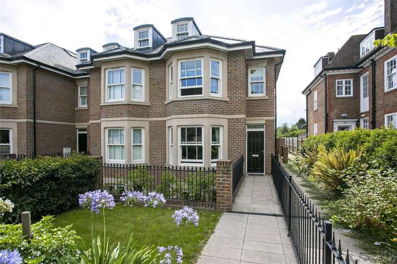 4 Bedrooms End Of Terrace House for sale in Wellington Gardens, London Road, Southborough, Tunbridge Wells