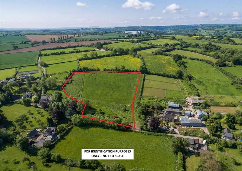 Plot Commercial for sale in Building Plot With Land, Stoke Prior, Leominster, Herefordshire