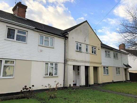 3 Bedrooms Terraced House for sale in Fifth Avenue, Wolverhampton