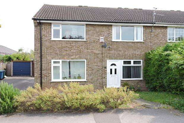 2 Bedrooms Town House for sale in Mensing Avenue, Cotgrave, Nottingham, NG12